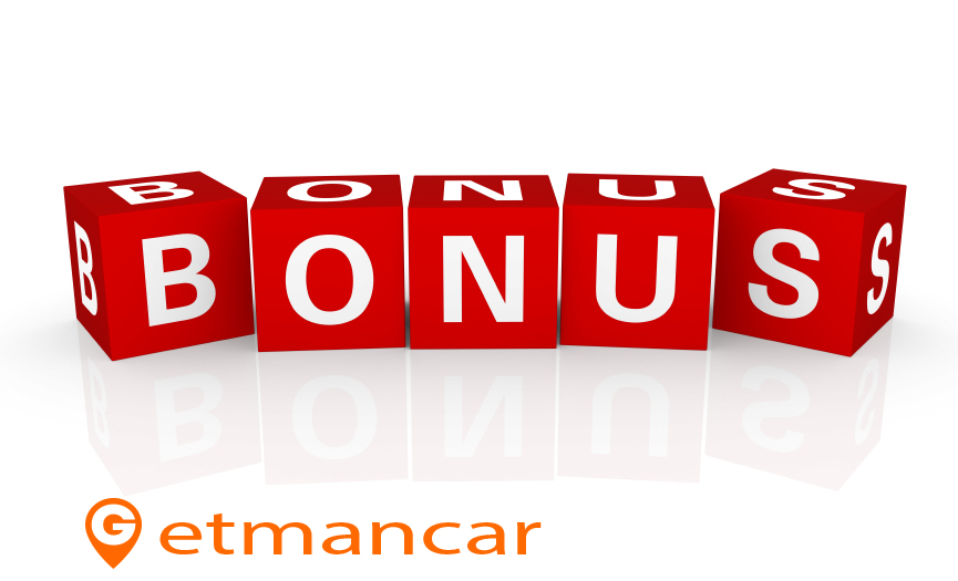 Bonus for parking Borispol | Getmancar